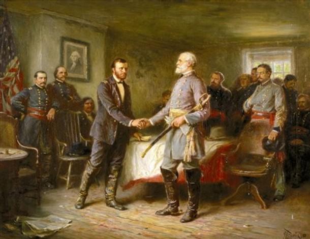 End of civil war date in Australia