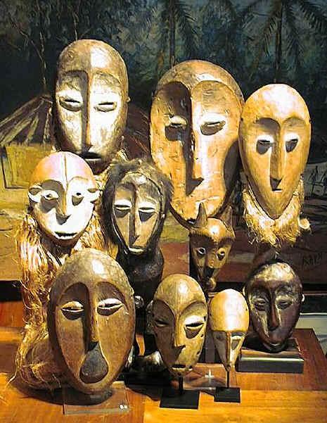 Masks Around World