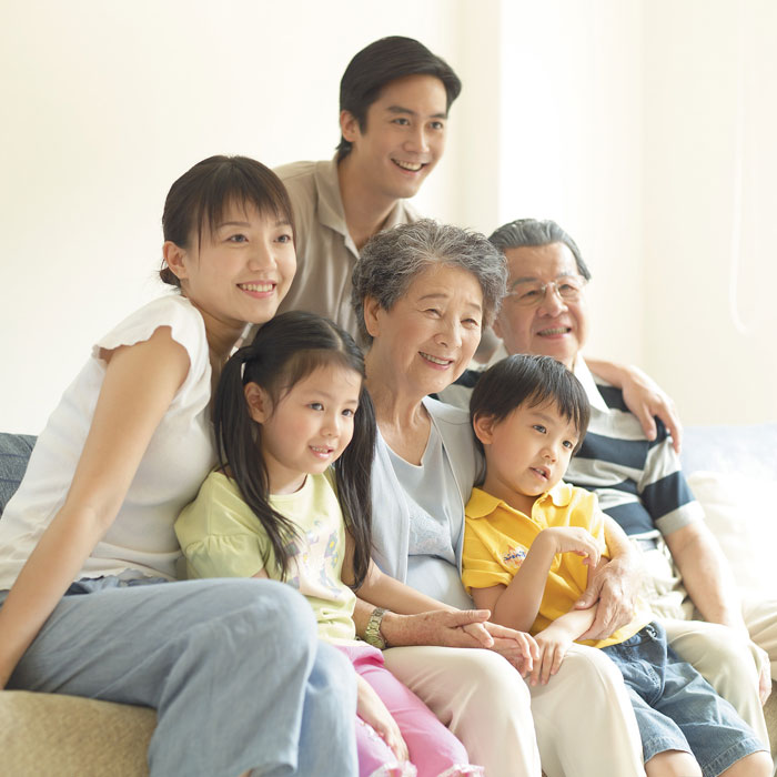 the differences between chinese family and They found that intercultural couples shared similar relationship standards, which  were midway between the family emphasis of the chinese.